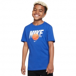 CAMISETA NIKE BASKETBALL BALL (NIÑO)