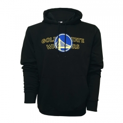 SUDADERA NBA GRAPHIC OVERLAP GOLDEN STATE WARRIORS