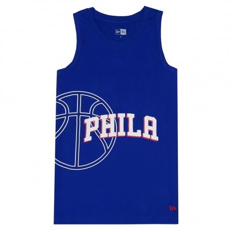 CAMISETA TIRANTES NBA GRAPHIC TANK PHILADELPHIA 76ERS