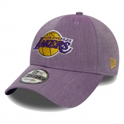 GORRA CHAMBRAY LEAGUE 9FORTY LOS ANGELES LAKERS