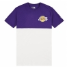 CAMISETA NBA COLOUR BLOCK LOS ANGELES LAKERS
