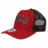 GORRA KIDS REVERSE TEAM TRUCKER CHICAGO BULLS