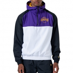 CORTAVIENTOS NBA HOODED WINDBREAKER LOS ANGELES LAKERS