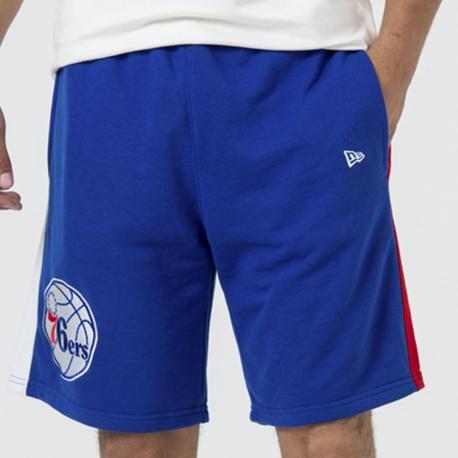 PANTALON NBA SIDE STRIPE SHORT PHILADELPHIA 76ERS