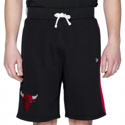PANTALON NBA SIDE STRIPE SHORT CHICAGO BULLS