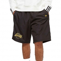 PANTALON NBA STABLISHED DATE SHORTS LOS ANGELS LAKES