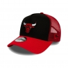 GORRA KIDS AFRAME TRUCKER CHICAGO BULLS
