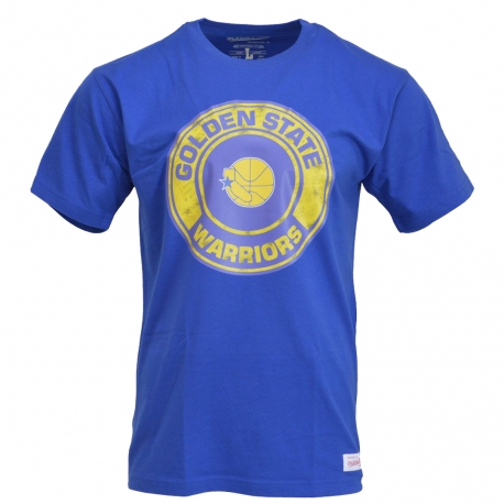 CAMISETA NBA TONAL FLORAL GOLDEN STATE WARRIORS
