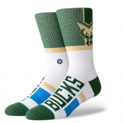CALCETINES STANCE NBA ARENA SHORTCUT MILWAUKEE BUCKS