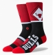 CALCETINES STANCE NBA ARENA SHORTCUT CHICAGO BULLS