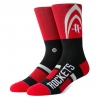 CALCETINES STANCE NBA ARENA SHORTCUT HOUSTON ROCKETS