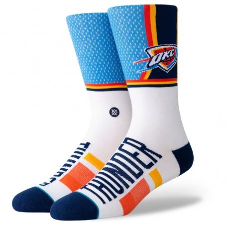 CALCETINES STANCE NBA ARENA OKLAHOMA CITY THUNDER