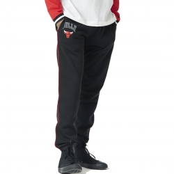 PANTALON LARGO NBA STRIPE PIPING CHICAGO BULLS