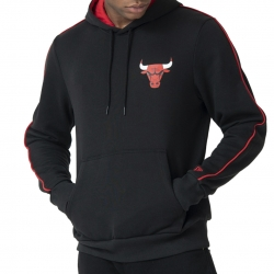 SUDADERA NBA STRIPE PIPING CHICAGO BULLS