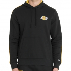 SUDADERA NBA STRIPE PIPING LOS ANGELES LAKERS