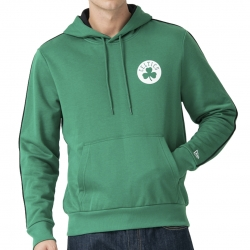 SUDADERA NBA STRIPE PIPING BOSTON CELTICS