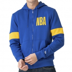SUDADERA NBA FULL ZIP HOODY GOLDEN STATE WARRIORS