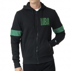 SUDADERA NBA FULL ZIP HOODY BOSTON CELTICS