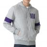SUDADERA NBA FULL ZIP HOODY LOS ANGELES LAKERS