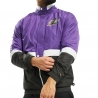 CHAQUETA NBA COLOUR BLOCK TRACK LOS ANGELES LAKERS