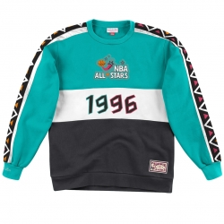 SUDADERA LEADING SCORER FLEECE CREW ALL-STAR 1996