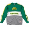 SUDADERA LEADING SCORER FLEECE CREW SEATTLE SUPESONICS
