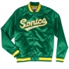 CHAQUETA LIGHTWEIGHT SATIN JACKET SEATTLE SUPERSONICS