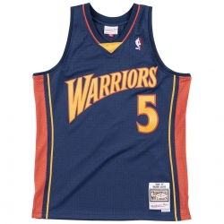 CAMISETA BARON DAVIS 2006-07 GOLDEN STATE WARRIORS