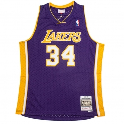 CAMISETA SHAQUILLE O'NEAL 1999-00 LOS ANGELES LAKERS