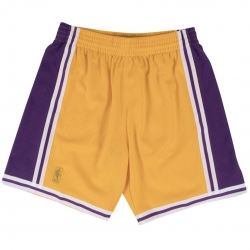 PANTALON JUEGO LOS ANGELES LAKERS 1996-97