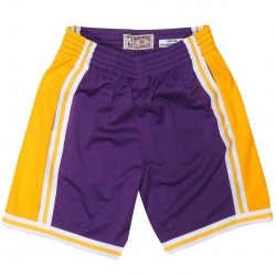 PANTALON JUEGO LOS ANGELES LAKERS 1984-85