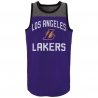 CAMISETA TIRANTES STEEL TANK - LOS ANGELES LAKERS (NIÑO)