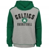 SUDADERA RETRO BLOCK PULLOVER HOODIE -BOSTON CELTICS (NIÑO)