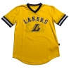 CAMISETA PLAYER PRINTED V NECK MESH FASHION TOP-LEBRON JAMES (NIÑO)