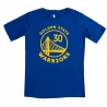 CAMISETA FLAT NAME & NUMBER S/S COTTON TEE- STEPHEN CURRY (NIÑO)