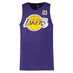 CAMISETA TIRANTES ALL NET BASIC TANK - LEBRON JAMES