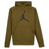 SUDADERA JORDAN JUMPMAN LOGO FLEECE PULL-OVER (NIÑO)