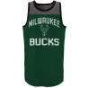 CAMISETA TIRANTES STEEL TANK -  MILWAUKEE BUCKS (NIÑO)