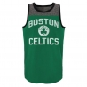 CAMISETA TIRANTES STEEL TANK -  BOSTON CELTICS (NIÑO)