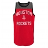 CAMISETA TIRANTES STEEL TANK -  HOUSTON ROCKETS (NIÑO)