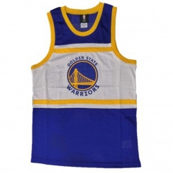 PLAYER SUBLIMATED SHOOTER TANK -STEPHEN CURRY