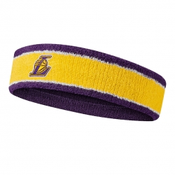 HEADBAND NBA LAKERS