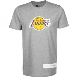 CAMISETA NBA BLOCK WORDMARK TEE LOS ANGELES LAKERS
