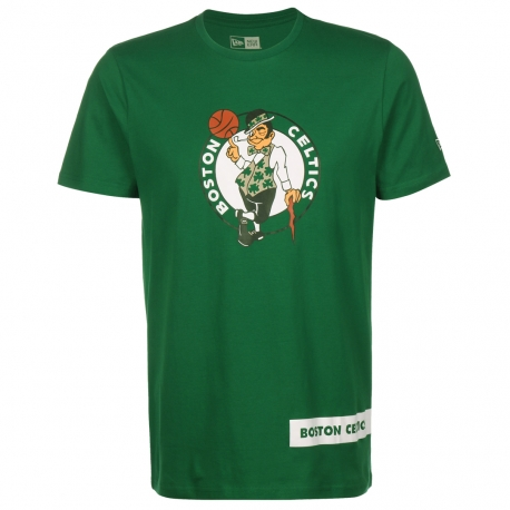 CAMISETA NBA BLOCK WORDMARK TEE BOSTON CELTICS