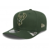 GORRA TEAM STRETCH SNAP 9FIFTY MILWAUKEE BUCKS