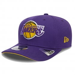 GORRA TEAM STRECH SNAP 9FIFTY LOS ANGELES LAKERS