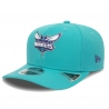 GORRA TEAM STRETCH SNAP 9FIFTY CHARLOTTE HORNETS