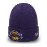 GORRO TEAM CUFF KNIT KIDS LOS ANGELES LAKERS
