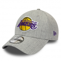 GORRA HEATHER 39THIRTY LOS ANGELES LAKERS