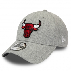 GORRA HEATHER 39THIRTY CHICAGO BULLS